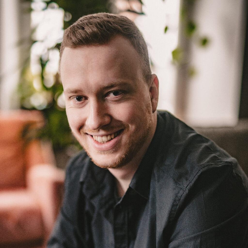 Geschäftsführer Felix Baumgärtner